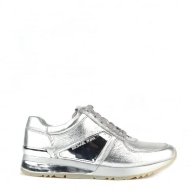 Allie Plate Wrap Silver Trainer