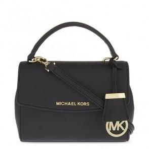 ... Michael Kors Bedford Bisque  Beige  Medium Saddle Bag . Write a review.  You May Also Like. Ava Black Extra Small Crossbody Bag 0e37857298eaf
