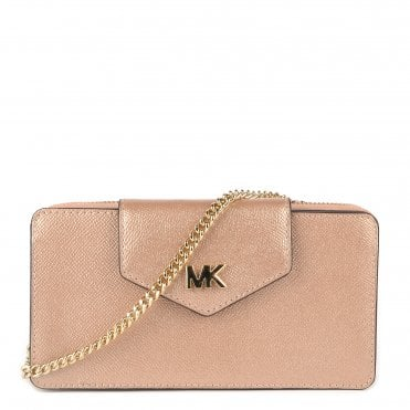 f506f5721ef5 Ballet 'Rose Gold' Leather Small Convertible Crossbody · MICHAEL by Michael  Kors ...