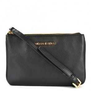 793259762f67 Bedford Black Gusset Crossbody Bag. MICHAEL by Michael Kors Bedford Black  ...