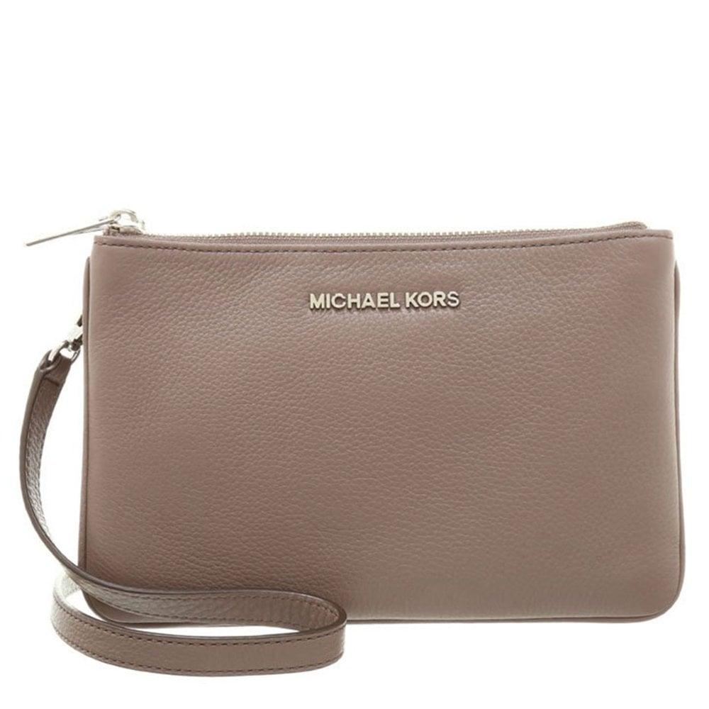 96e784e90b3c82 MICHAEL by Michael Kors Bedford Cinder Gusset Crossbody Bag - Women ...