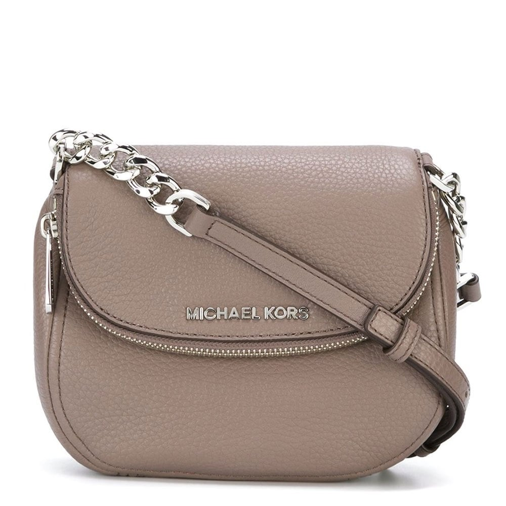 michael by michael kors bedford cinder leather flap crossbody rh brandboudoir com