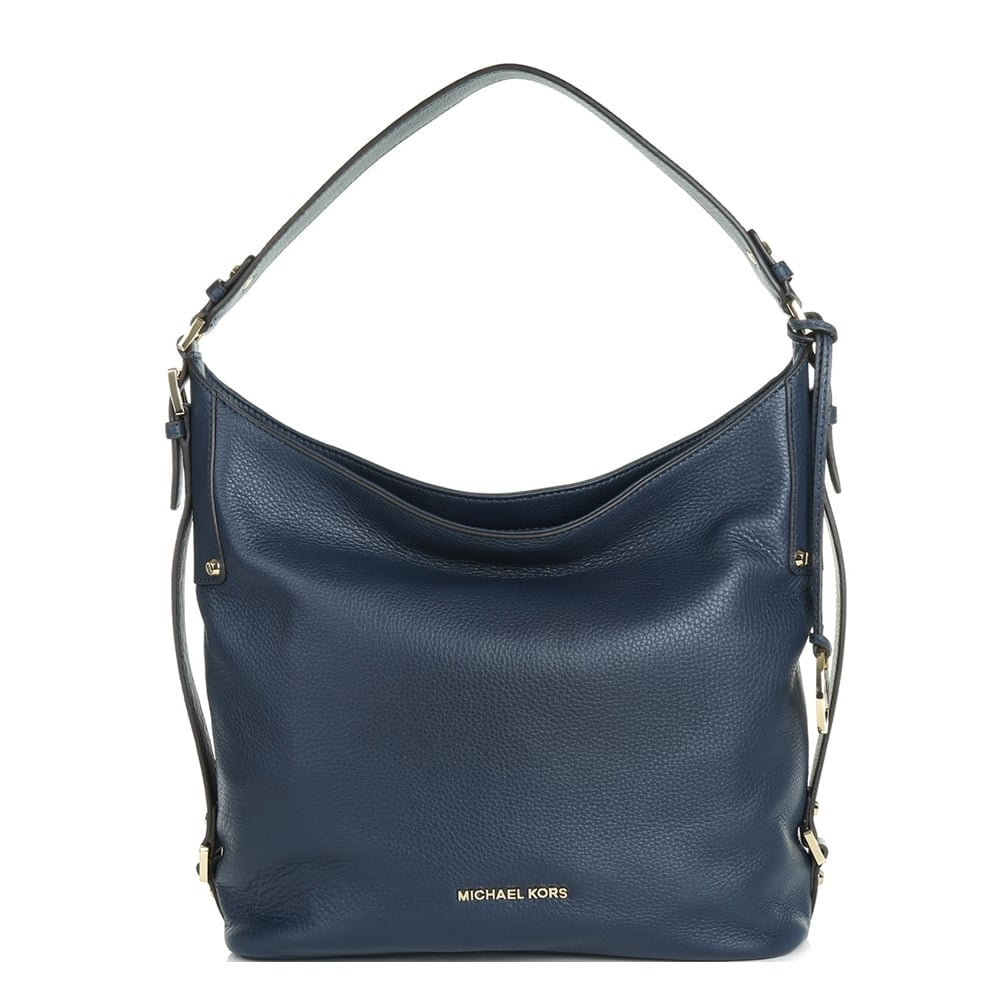Michael Kors Bedford Navy Grained