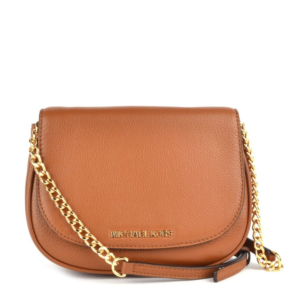 078ff67d6e90 MICHAEL by Michael Kors Bedford Tan Small Cross Body Bag - Women ...
