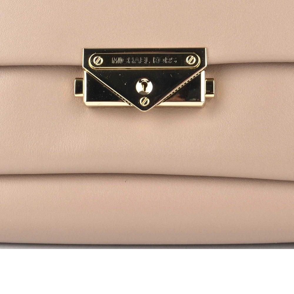 2812dddc7b4d MICHAEL MICHAEL KORS Cece Truffle Large Chain Shoulder Bag