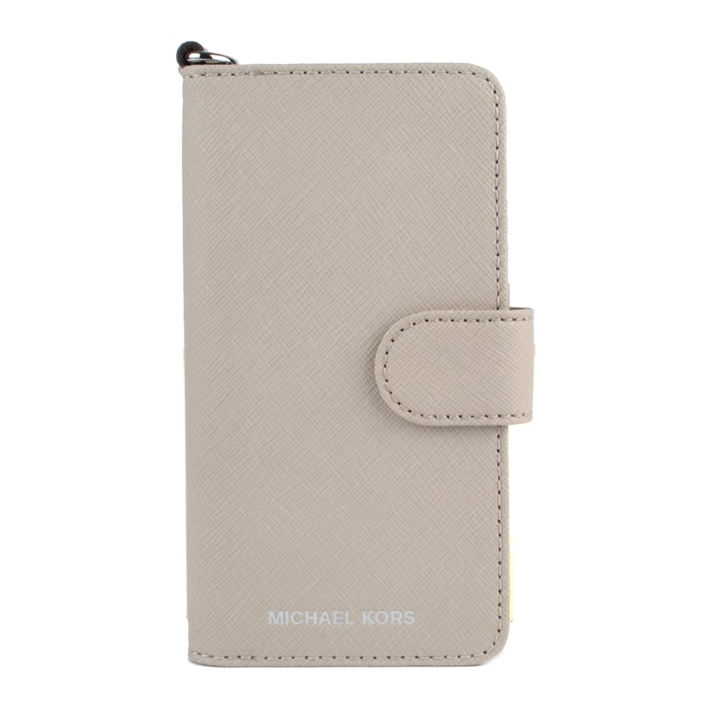 michael kors iphone michael michael kors cement leather iphone 6 plus phone 567