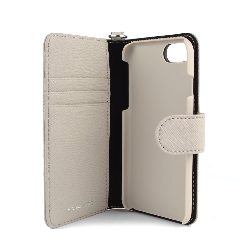 timeless design 92073 f20d4 Cement Leather iPhone 7 Phone Case