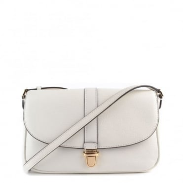 Charlton Optic White Large Crossbody Bag
