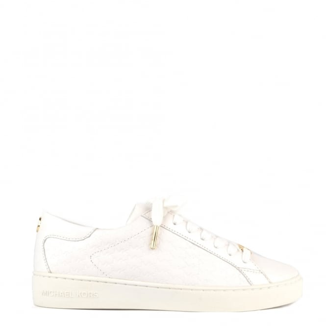 MICHAEL by Michael Kors Colby Optic White Trainer