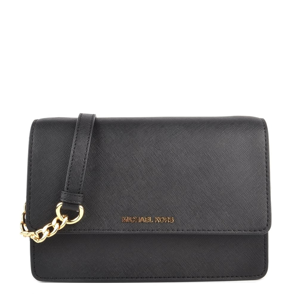 Daniela Black Crossbody Bag