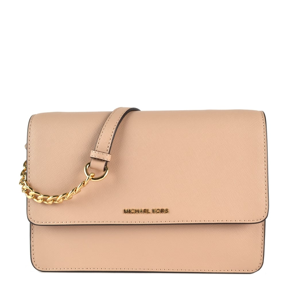 775632664015 MICHAEL by Michael Kors Daniela Oyster Crossbody Bag