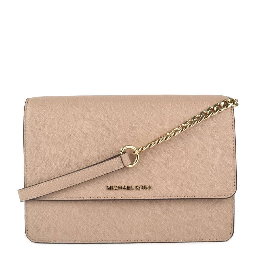 98e400ce16d6 MICHAEL by Michael Kors Daniela Truffle Crossbody Bag