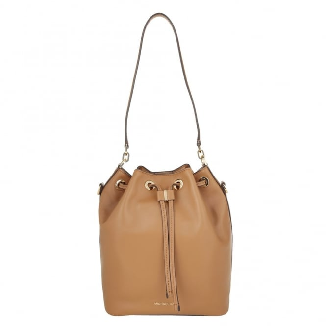 MICHAEL by Michael Kors Dottie Acorn Large Bucket Bag
