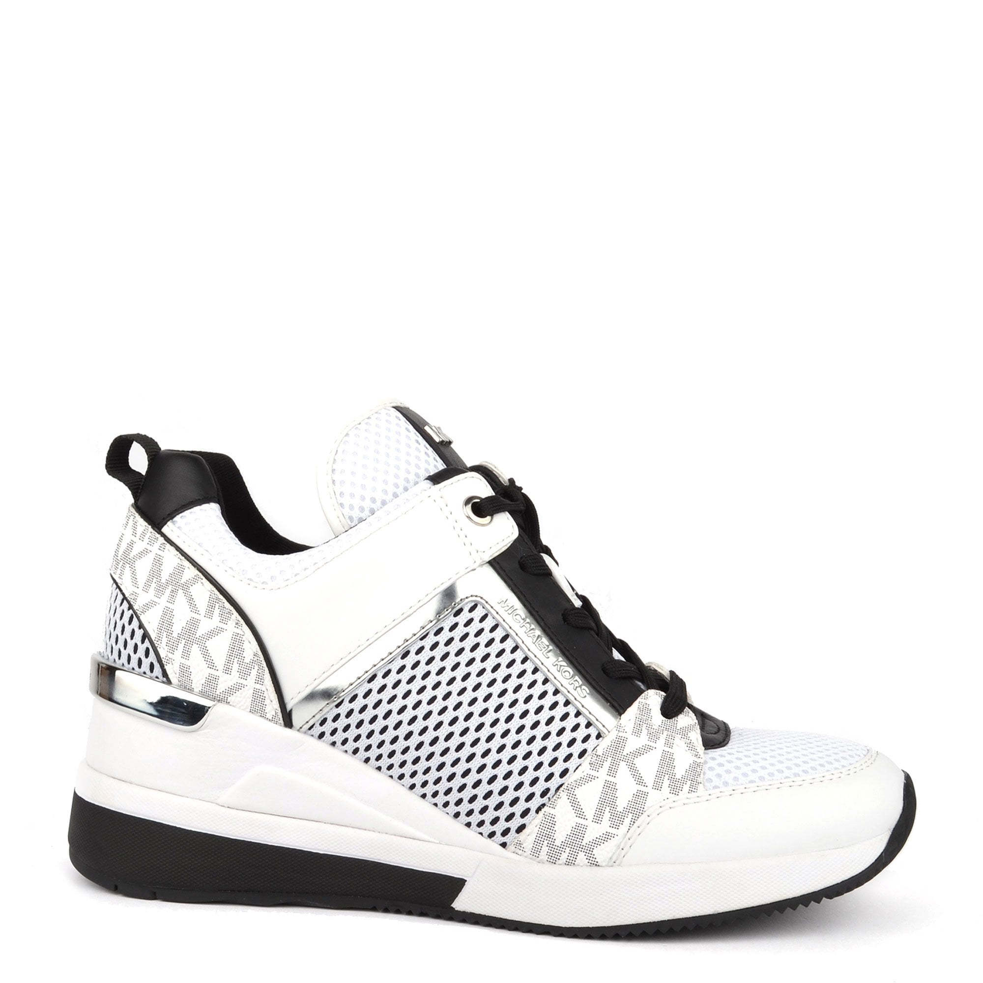 michael kors white trainers