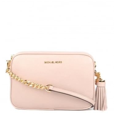 Ginny Soft Pink Medium Camera Bag