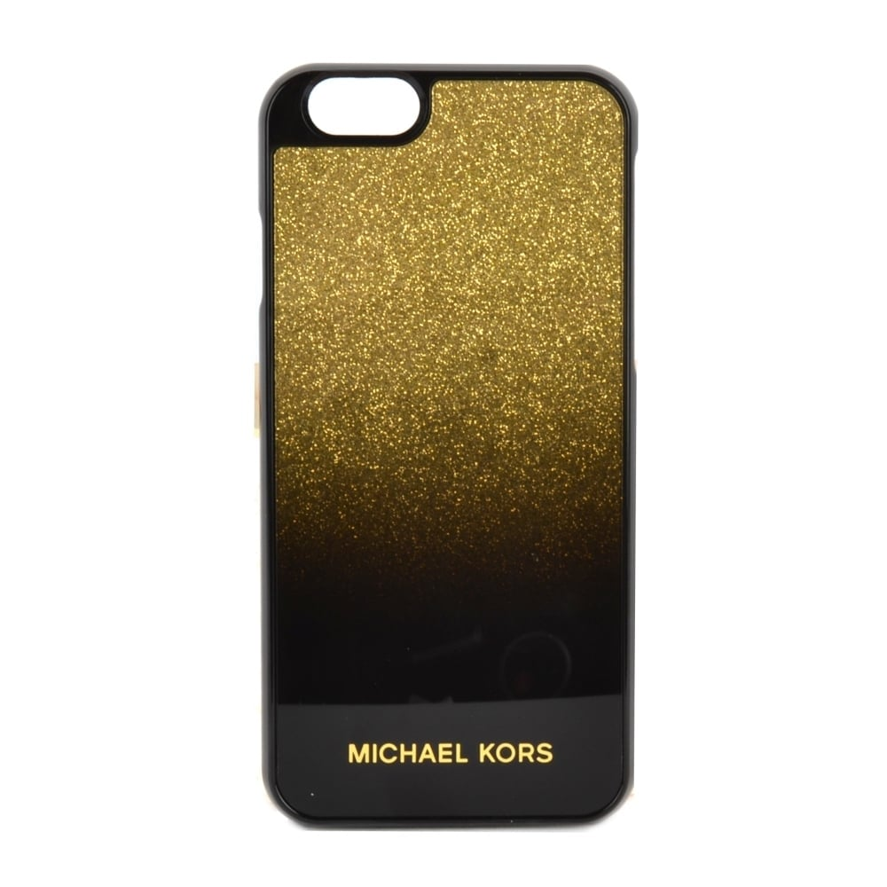 michael michael kors gold dip dyed iphone 6 case. Black Bedroom Furniture Sets. Home Design Ideas