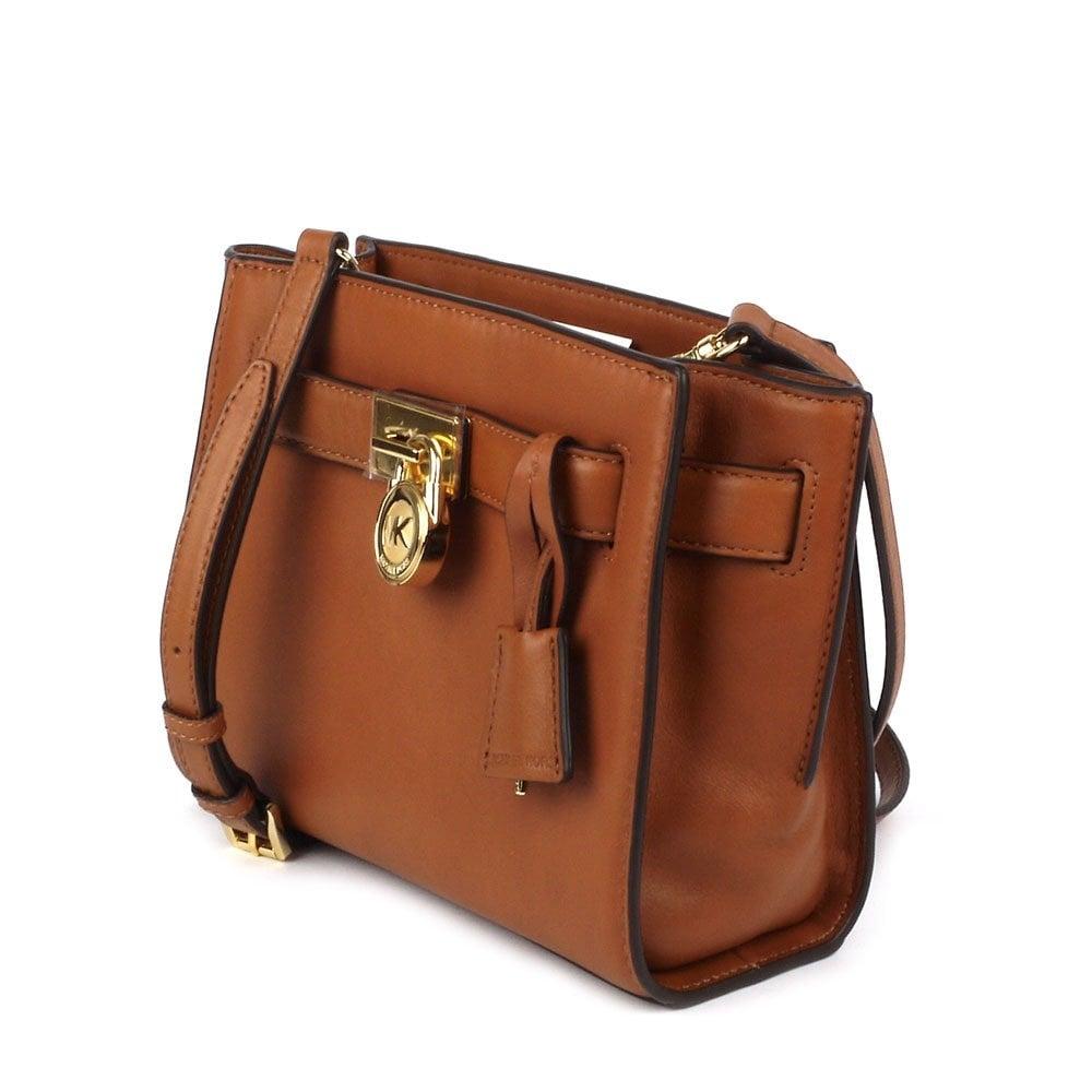 Hamilton Small Luggage Traveler Messenger Bag