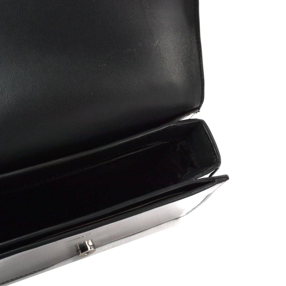 d83f7a2e0c4de MICHAEL MICHAEL KORS Jade Light Pewter Embellished Medium Leather ...