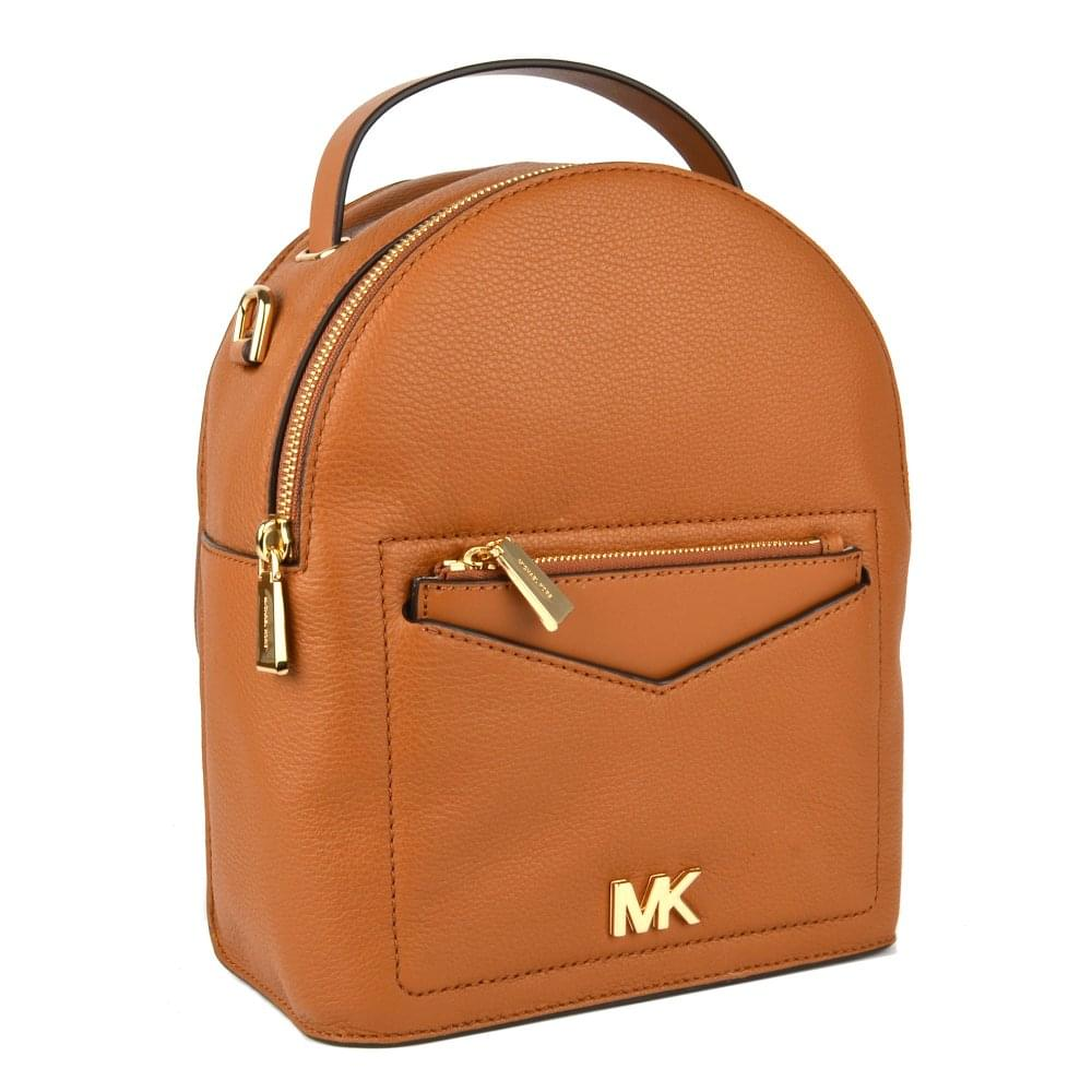bacbb317ecbf MICHAEL MICHAEL KORS Jessa Acorn Small Convertible Backpack