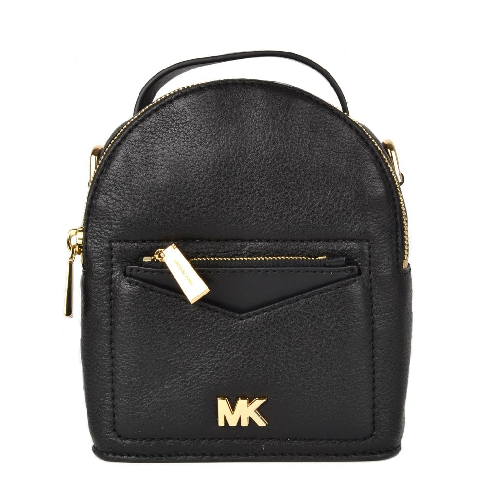 18f6be4d51cc MICHAEL by Michael Kors Jessa Extra Small Black Convertible Backpack