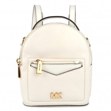 Jessa Extra Small Optic White Convertible Backpack