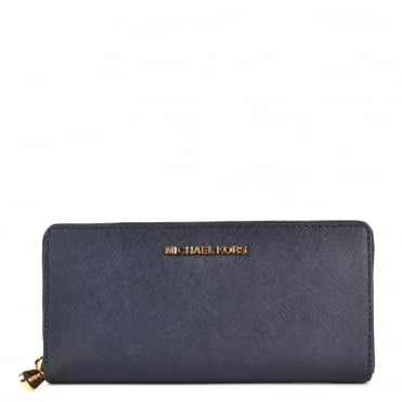 Jet Set Travel Admiral 'Navy' Continental Wallet