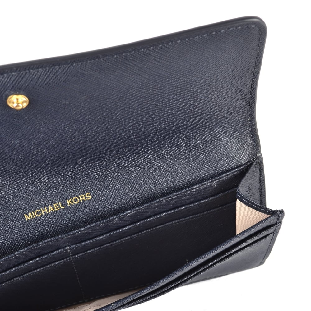 'navy' Jet Wallet Set Admiral Flat Travel gv76Yfby