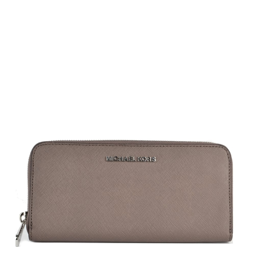 5c279cde1854 MICHAEL by Michael Kors Jet Set Travel Cinder Continental Wallet