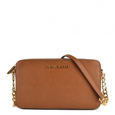 Jet Set Travel Luggage 'Tan' Crossbody Bag