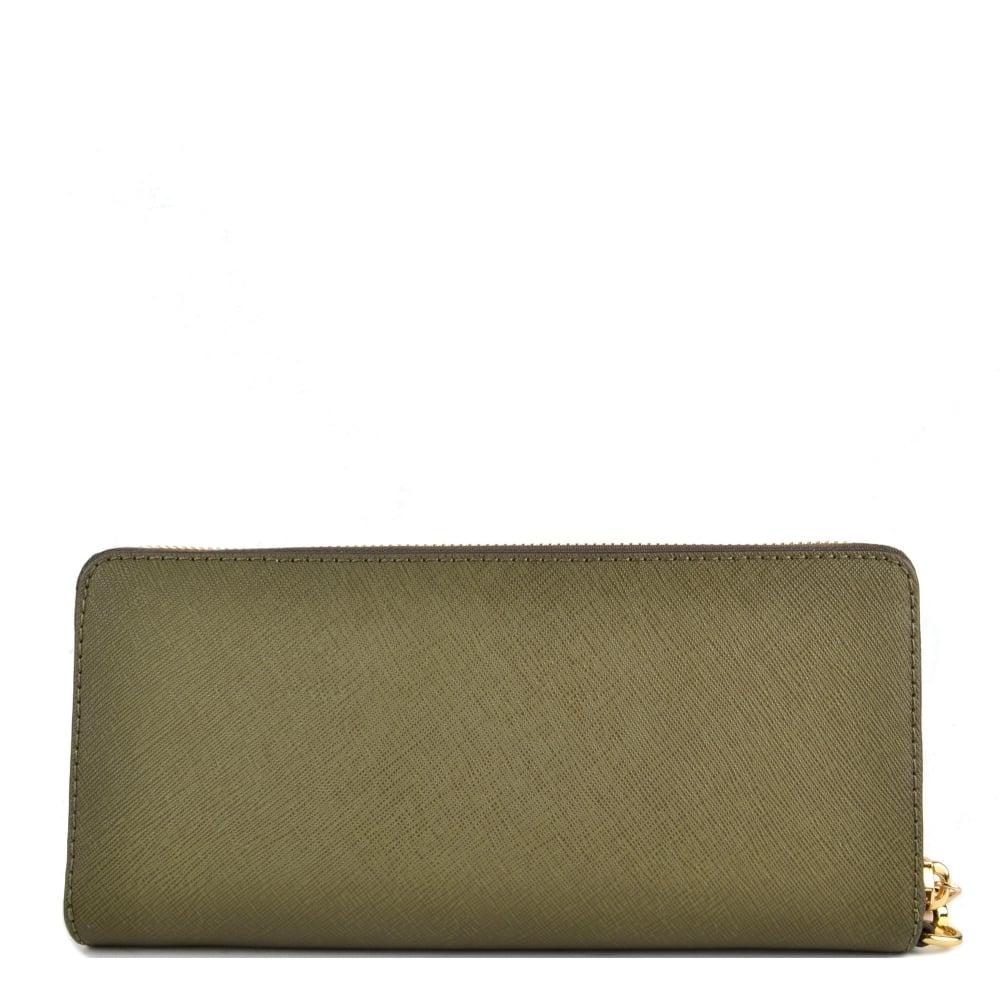 c51569db348e Buy michael kors jet set wallet olive > OFF59% Discounted