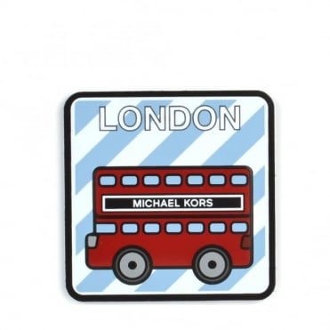 London City Leather Sticker