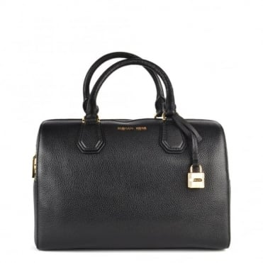 Mercer Black Duffle Bag