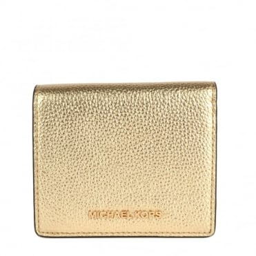 Mercer Carryall Pale Gold Card Case