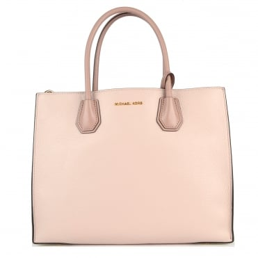 Mercer Colourblock Leather Convertiable Satchel