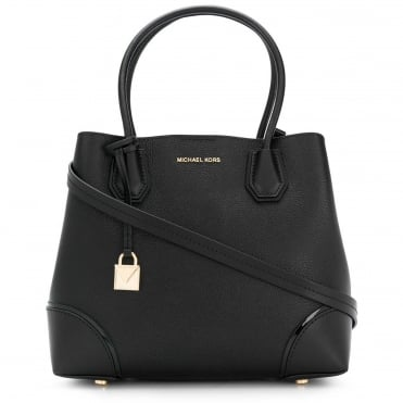 Mercer Gallery Black Medium Tote Bag