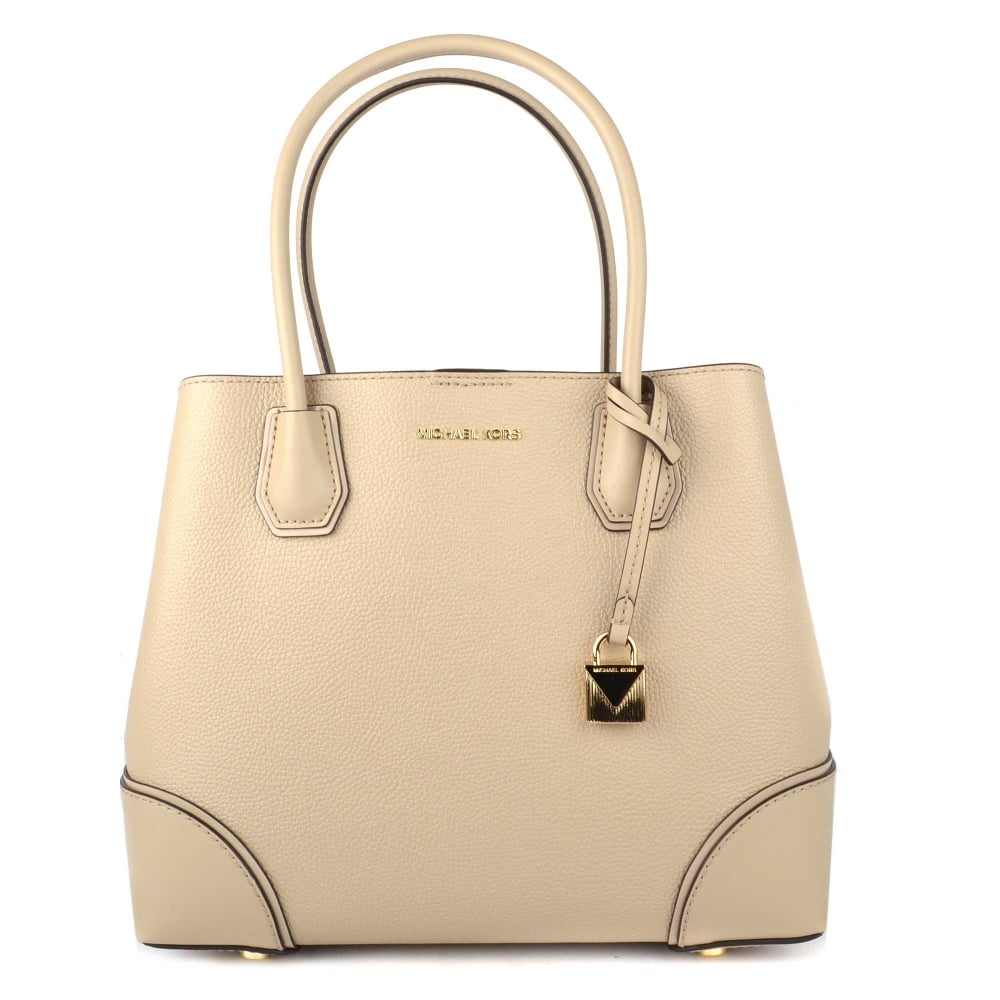 47bcacd38842 MICHAEL by Michael Kors Mercer Gallery Oat Medium Tote Bag