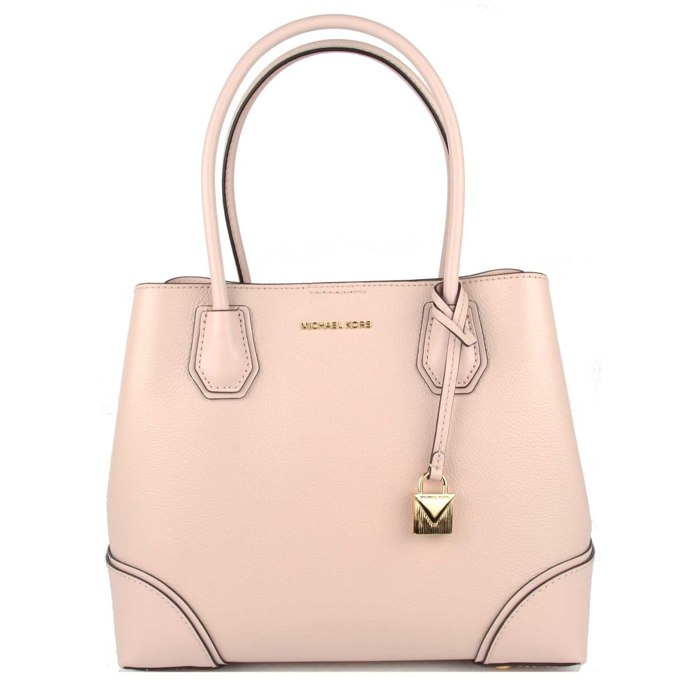 6c8e49197976 MICHAEL by Michael Kors Mercer Gallery Soft Pink Medium Tote Bag