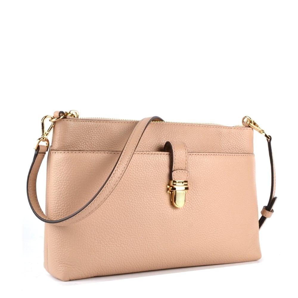 379884c4597249 MICHAEL MICHAEL KORS Mercer Large Oyster Pocket Crossbody Bag