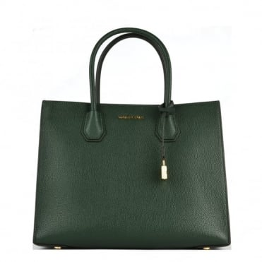Mercer Moss 'Green' Large Convertible Satchel