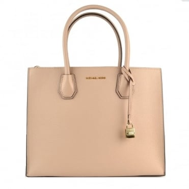 Mercer Oyster Large Convertible Tote