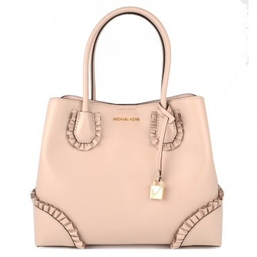 Mercer Soft Pink Gallery Medium Tote Bag