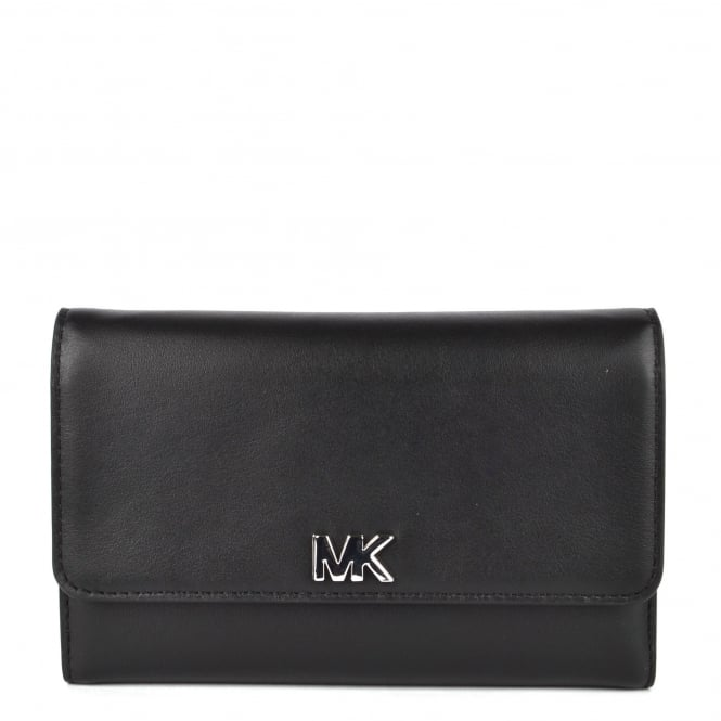 MICHAEL by Michael Kors Money Pieces Black Medium Carry All Wallet