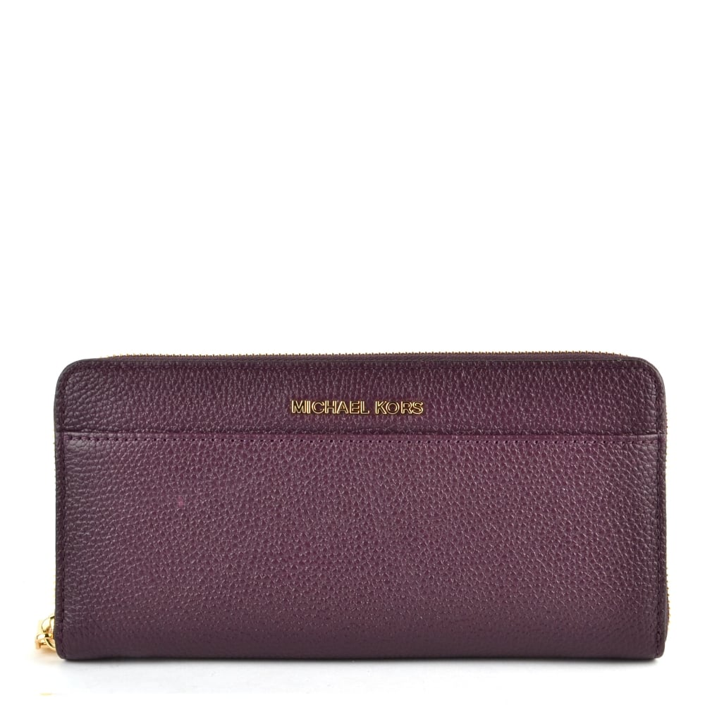 cba430e24724 MICHAEL by Michael Kors Money Pieces Damson Pocket Continental Wallet