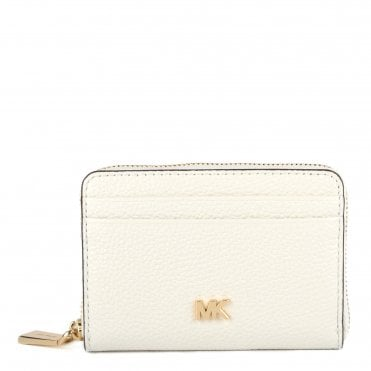 1e5a28523f98 Money Pieces Optic White Zip Around Card Case · MICHAEL by Michael Kors ...