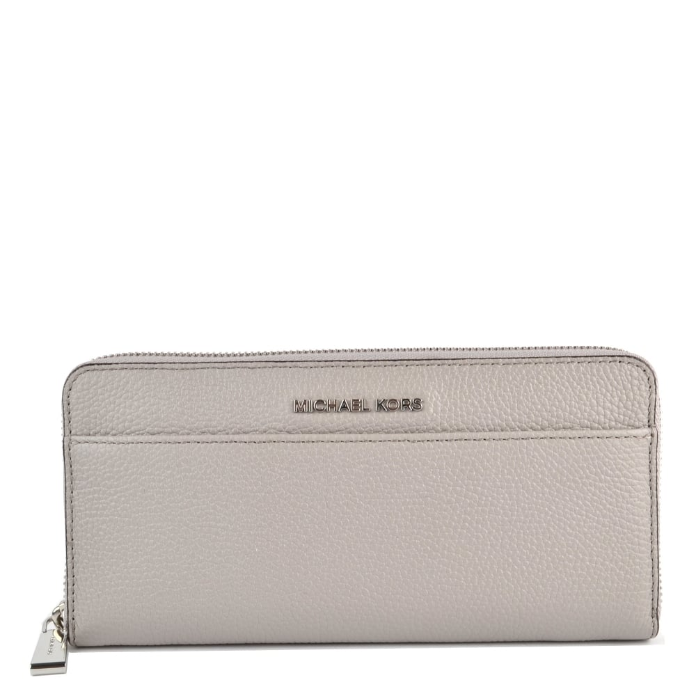 954850fe90bc MICHAEL by Michael Kors Money Pieces Pearl Grey Pocket Continental Wallet