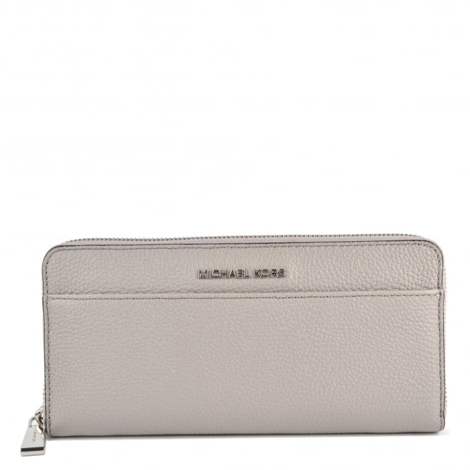 MICHAEL by Michael Kors Money Pieces Pearl Grey Pocket Continental Wallet