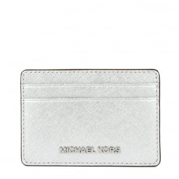Money Pieces Silver Card Holder