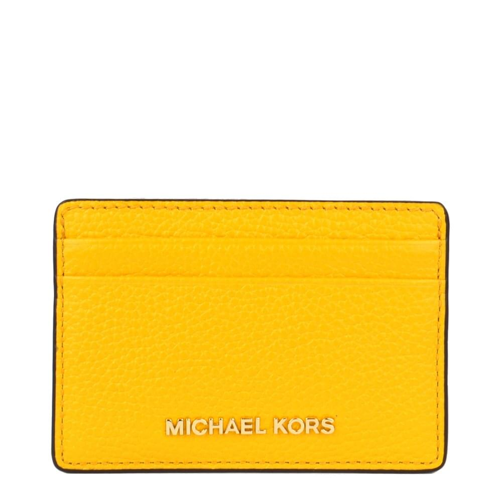 3ffa40697105 MICHAEL by Michael Kors Money Pieces Sunflower Card Holder
