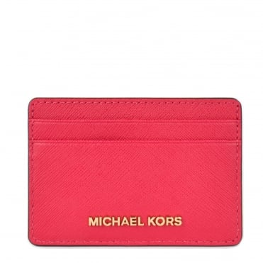 Money Pieces Ultra Pink Card Holder