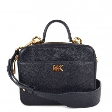Mott Mini Admiral Leather Crossbody Bag